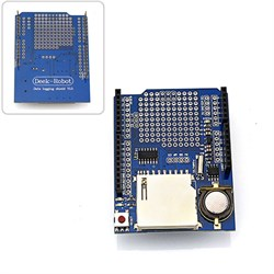 Data Logger Shield ( RTC + SD Kart )