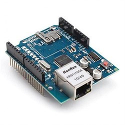 Arduino Ethernet Shield (Wiznet W5100)