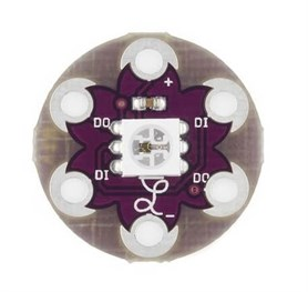 LilyPad RGB Led Modülü LilyPad Pixel Board WS2812 full color Led